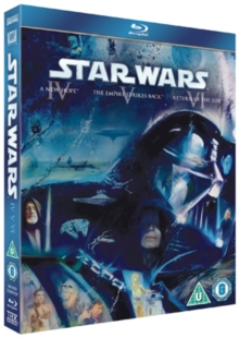Star Wars Trilogy: Episodes IV, V and VI, Blu-ray