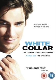 White Collar: Season 2, DVD