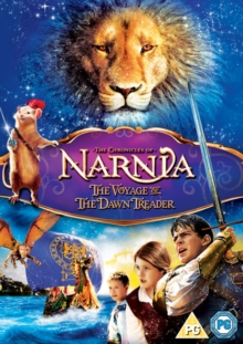 The Chronicles of Narnia: The Voyage of the Dawn Treader, DVD DVD