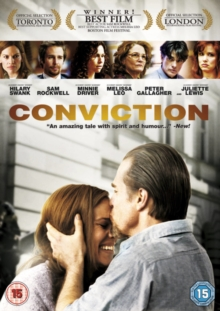 Conviction, DVD