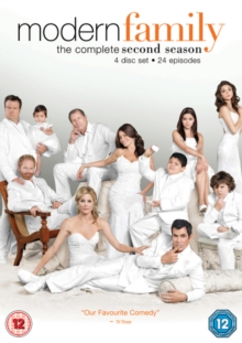Modern Family: The Complete Second Season, DVD