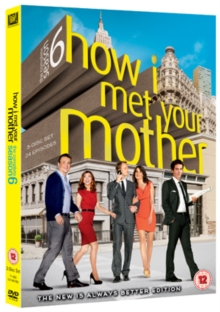How I Met Your Mother: The Complete Sixth Season, DVD
