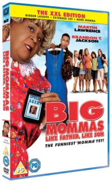 Big Mommas - Like Father, Like Son, DVD
