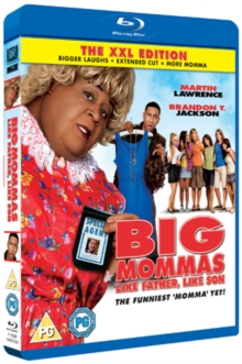 Big Mommas - Like Father, Like Son, Blu-ray