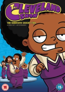 The Cleveland Show: Season 2, DVD