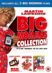 Big Mommas Collection, DVD