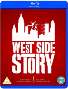 West Side Story, Blu-ray  BluRay