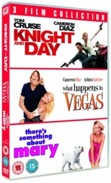 Knight and Day/What Happens in Vegas/There's Something About..., DVD  DVD