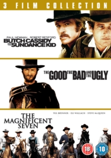 Butch Cassidy and the Sundance Kid/The Good, the Bad..., DVD