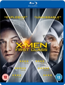 X-Men: First Class, Blu-ray