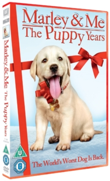 Marley and Me 2 - The Puppy Years, DVD