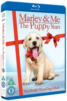Marley and Me 2 - The Puppy Years, Blu-ray