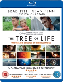 The Tree of Life, Blu-ray