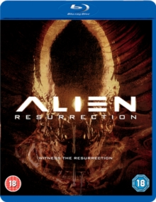 Alien Resurrection, Blu-ray