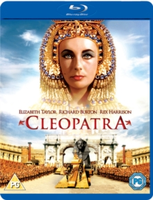 Cleopatra, Blu-ray  BluRay