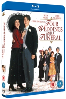 Four Weddings and a Funeral, Blu-ray