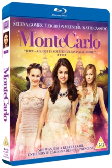 Monte Carlo, Blu-ray  BluRay