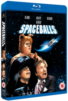 Spaceballs, Blu-ray  BluRay