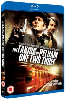 The Taking of Pelham One Two Three, Blu-ray BluRay