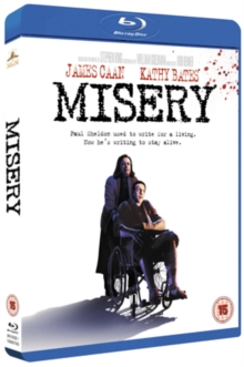 Misery, Blu-ray  BluRay