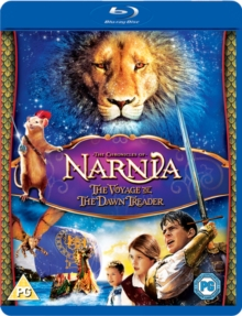 The Chronicles of Narnia: The Voyage of the Dawn Treader, Blu-ray