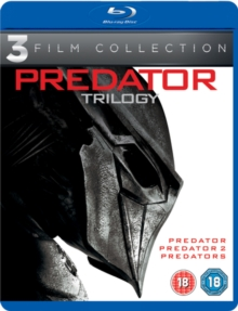 Predator Trilogy, Blu-ray