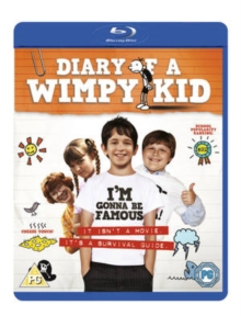 Diary of a Wimpy Kid, Blu-ray