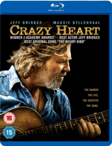 Crazy Heart, Blu-ray  BluRay