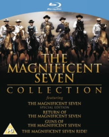 The Magnificent Seven Collection, Blu-ray
