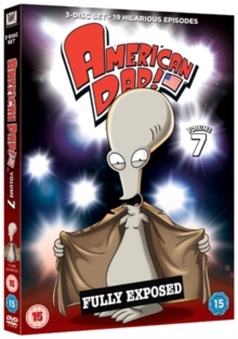American Dad!: Volume 7, DVD