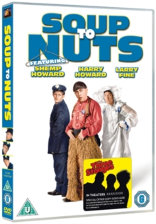 The Three Stooges: Soup to Nuts, DVD