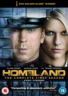 Homeland: The Complete First Season, DVD