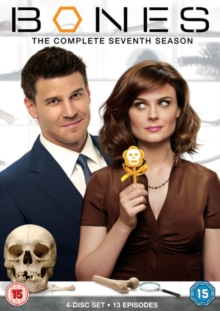Bones: The Complete Seventh Season, DVD