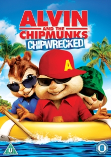 Alvin and the Chipmunks: Chipwrecked, DVD