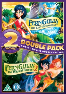 FernGully: The Last Rainforest/FernGully: The Magical Rescue, DVD