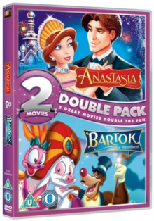 Anastasia/Bartok the Magnificent, DVD