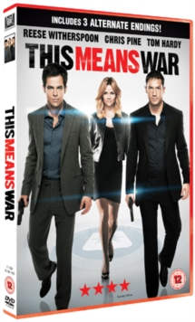 This Means War, DVD