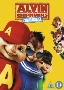 Alvin and the Chipmunks 2 - The Squeakquel, DVD