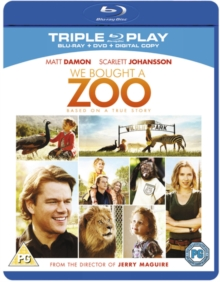 We Bought a Zoo, Blu-ray