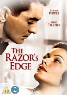 The Razor's Edge, DVD