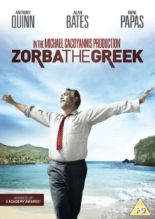 Zorba the Greek, DVD  DVD