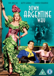 Down Argentine Way, DVD
