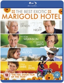 The Best Exotic Marigold Hotel, Blu-ray