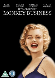 Monkey Business, DVD  DVD