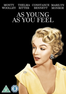 As Young As You Feel, DVD