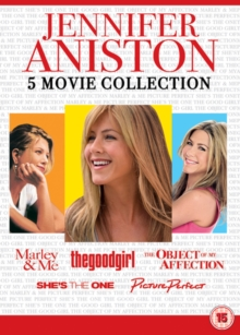 Jennifer Aniston Collection, DVD