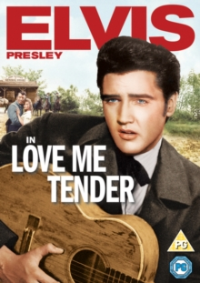 Love Me Tender, DVD