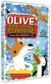 Olive, the Other Reindeer, DVD  DVD