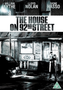 The House On 92nd Street, DVD