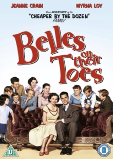 Belles On Their Toes, DVD  DVD